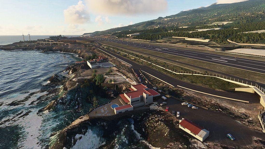 MSFS GCLA La Palma Airport