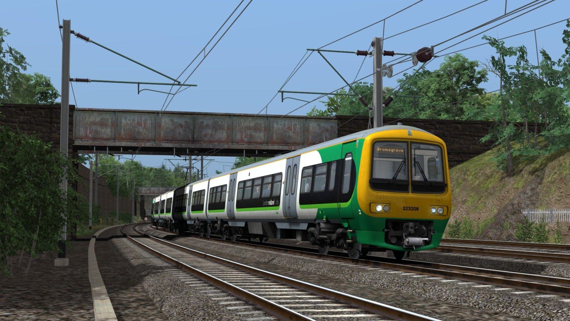 Train Simulator Birmingham Cross City Line