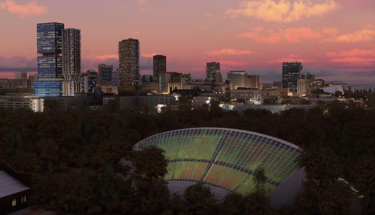MSFS Landmarks Adelaide City Pack