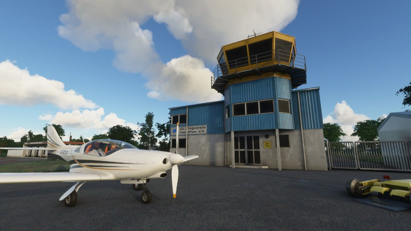 MSFS Pirmasens Airfield