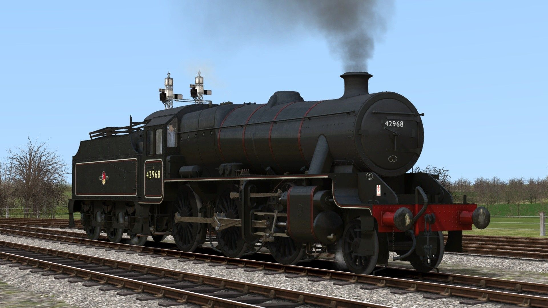 Train Simulator LMS Stanier Mogul