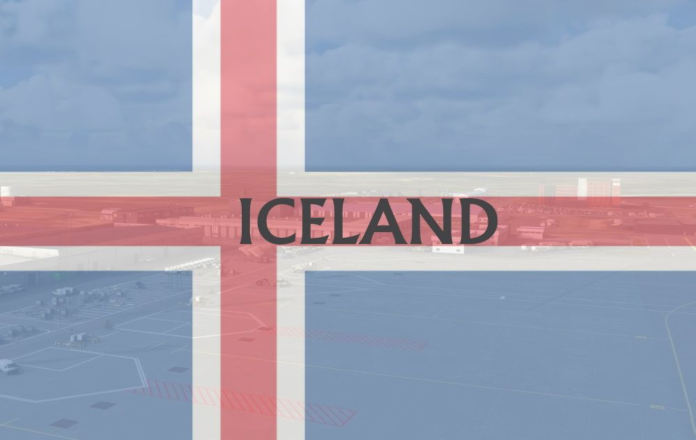 MSFS Iceland Airports