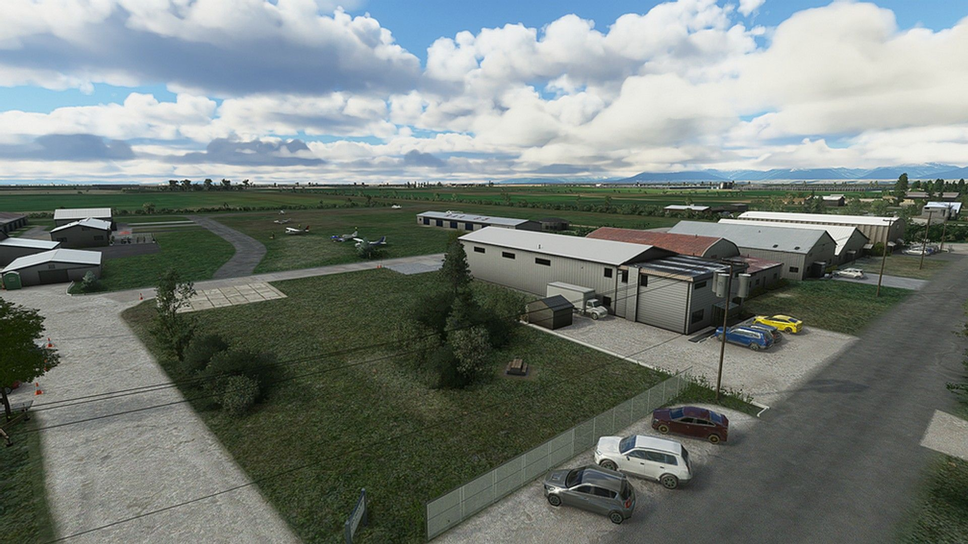 MSFS Delta Heritage Airpark