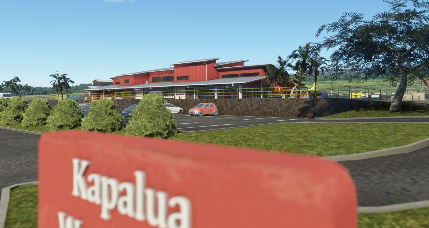 MSFS PHJH Kapalua Airport