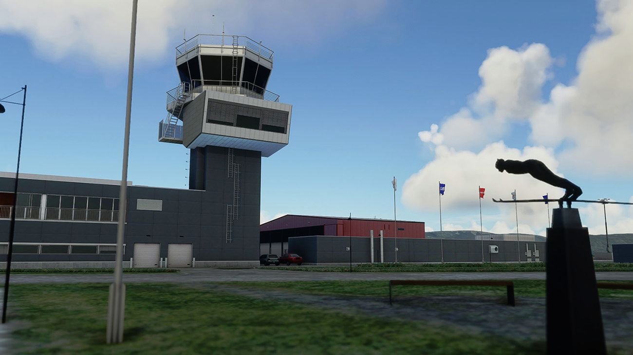 MSFS ENAT Alta Airport