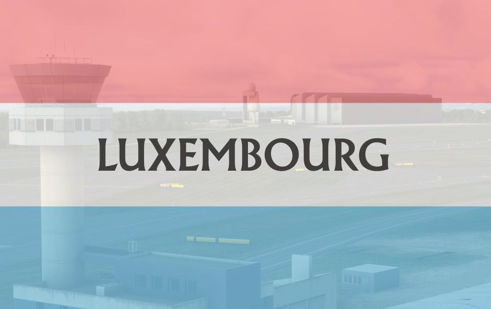 MSFS Luxembourg Airports