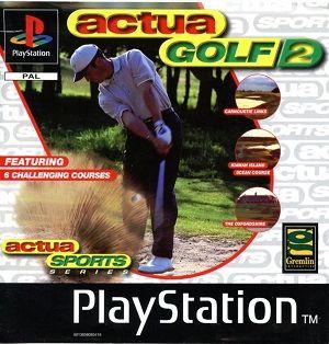 Actua Golf 2 Playstation Manual