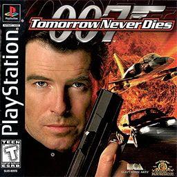 007: Tomorrow Never Dies Playstation Manual