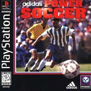 Adidas Power Soccer Playstation Manual