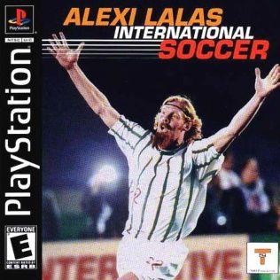 Alexi Lalas International Soccer Playstation Manual