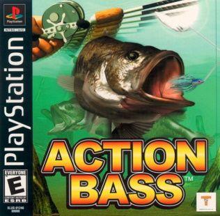 Action Bass Playstation Manual