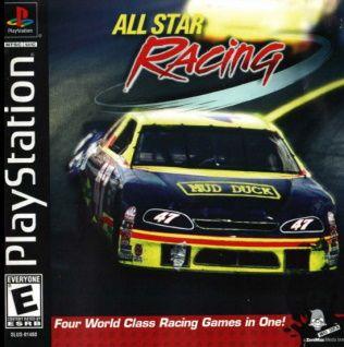 All Star Racing Playstation Manual