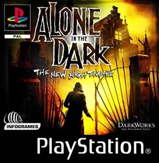 Alone in the Dark: The New Nightmare Playstation Manual