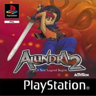 Alundra 2 Playstation Manual