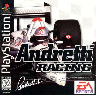 Andretti Racing Playstation Manual