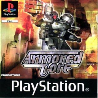 Armored Core Playstation Manual