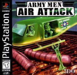 Army Men: Air Attack Playstation Manual