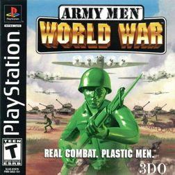 Army Men: World War Playstation Manual