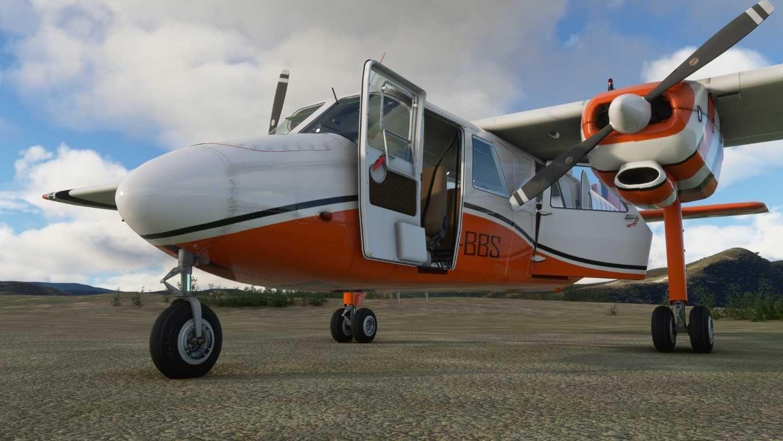 MSFS Britten-Norman BN-2 Islander
