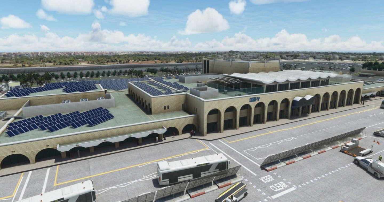 MSFS LMML Malta International Airport