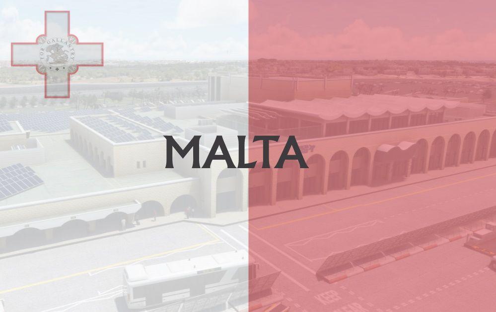 MSFS Malta Airports
