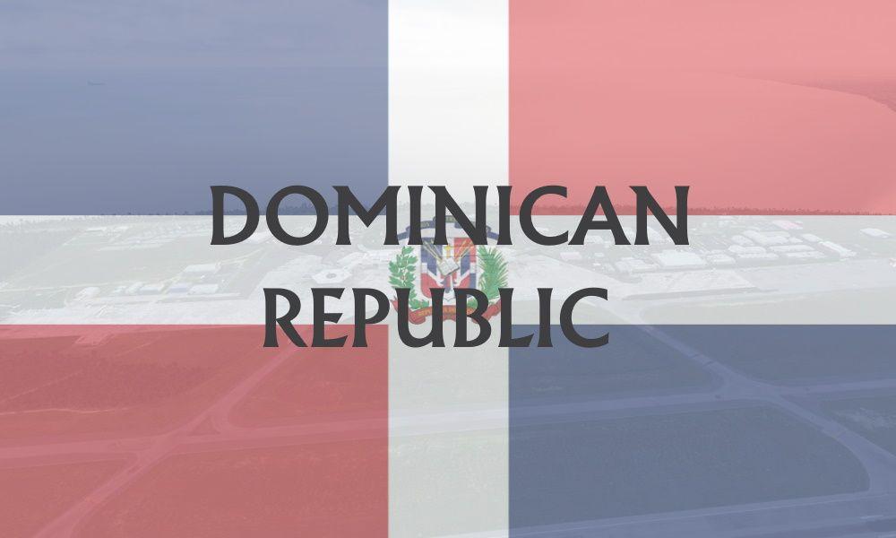 MSFS Dominican Republic Airports