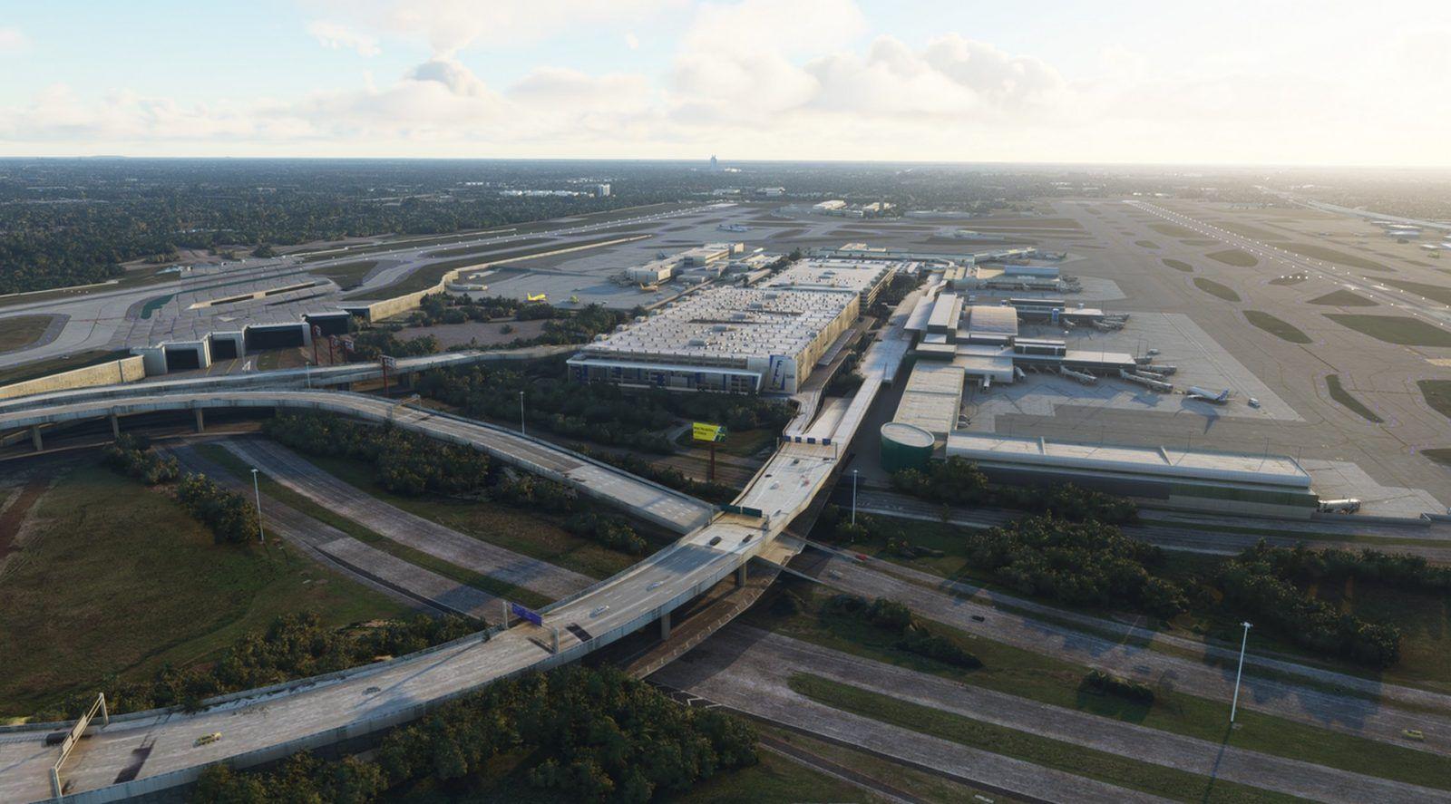 MSFS KFLL Fort Lauderdale–Hollywood International Airport