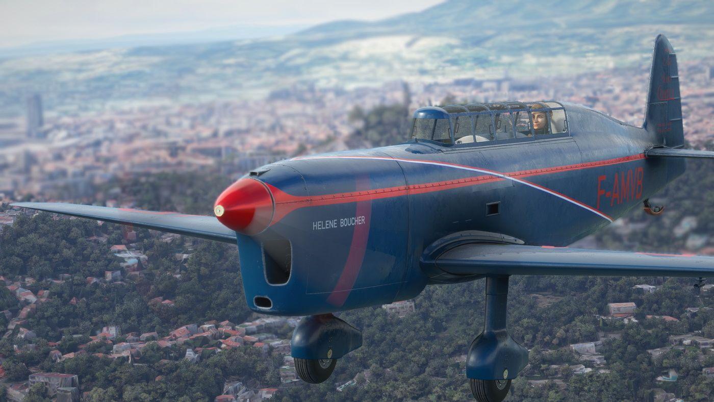 MSFS Caudron C.430 Rafale