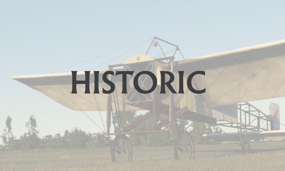 MSFS Historic Aircraft