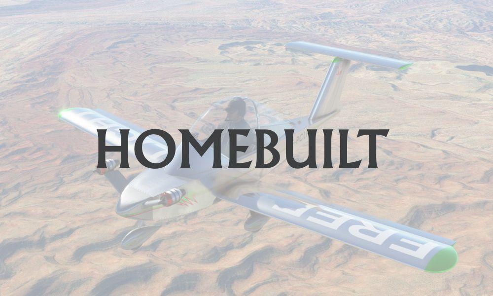 MSFS Homebuilt Aircraft