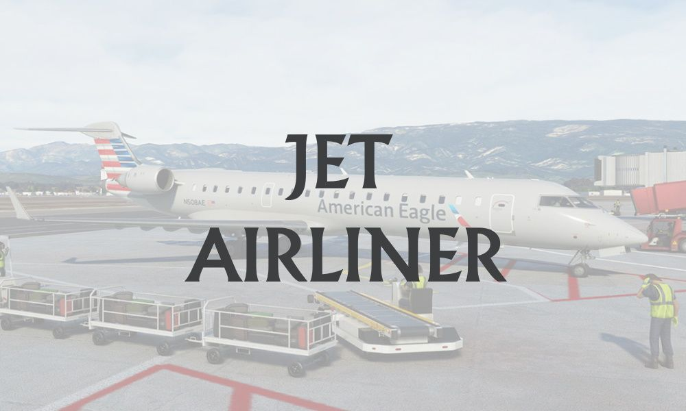 MSFS Jet Airliners