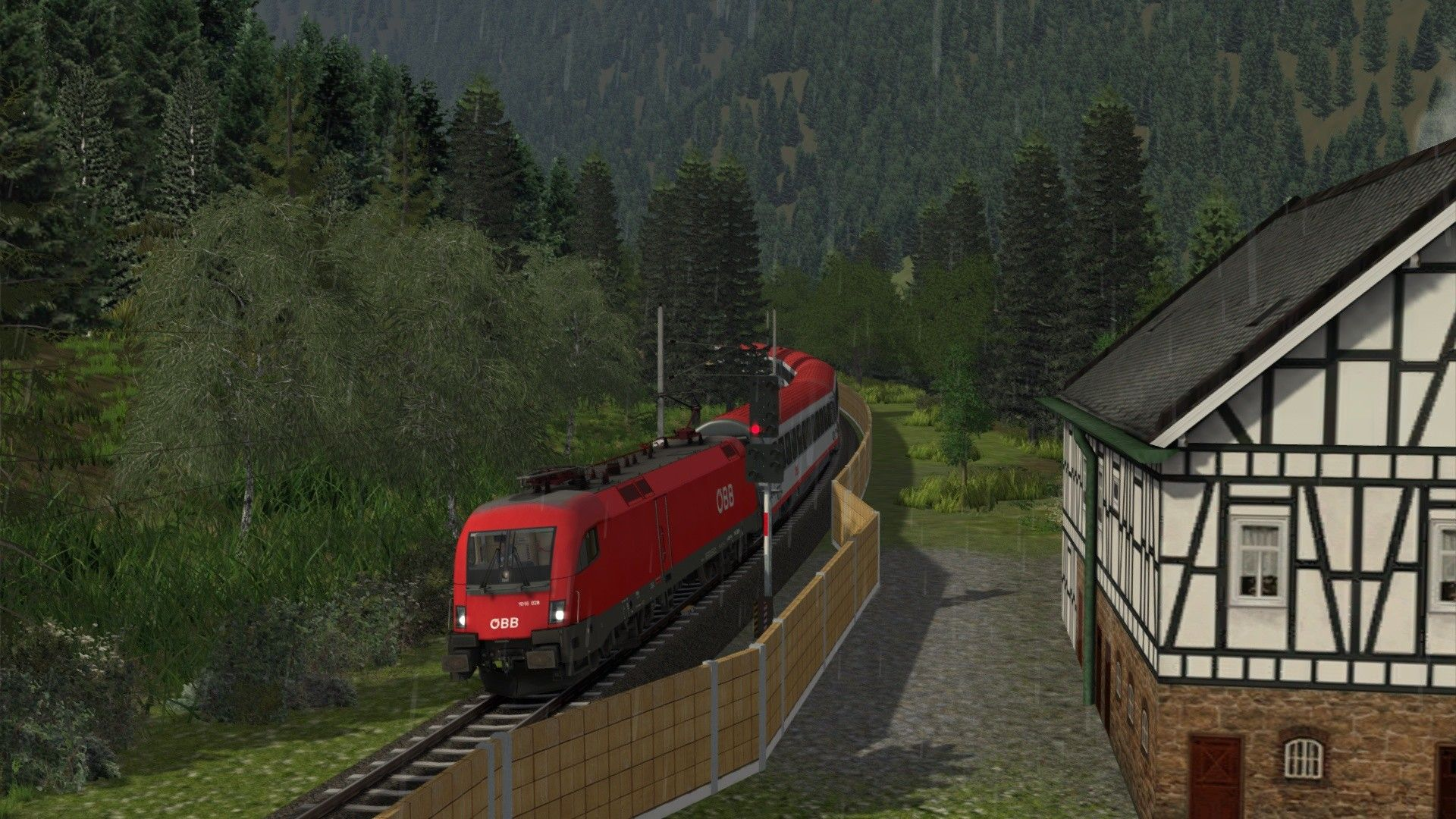 Train Simulator Tauernbahn