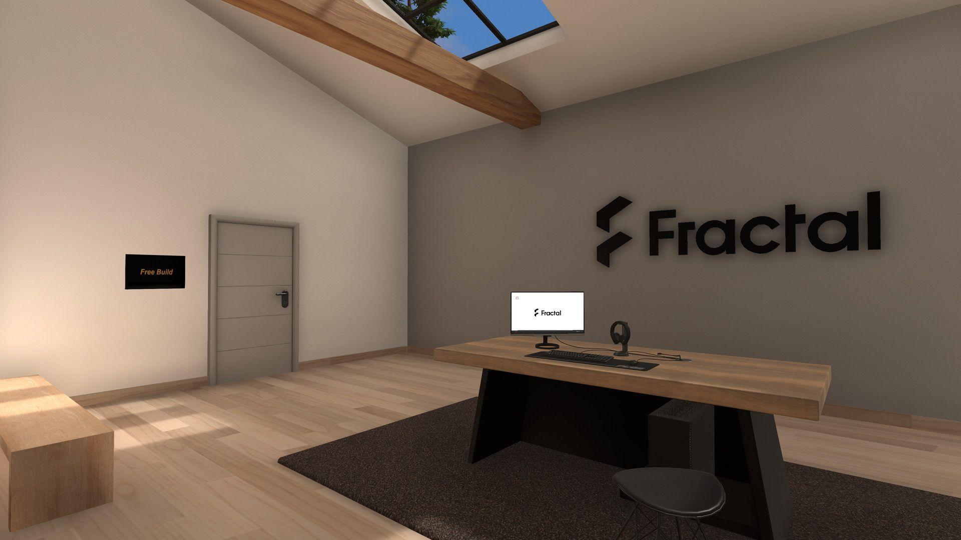 PC Building Simulator - Fractal Design Workshop