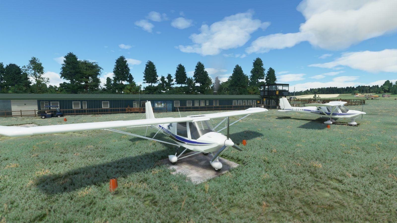 MSFS Popham Airfield