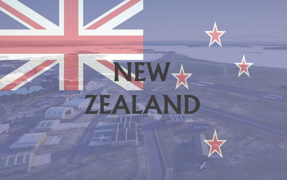 MSFS New Zealand Airports