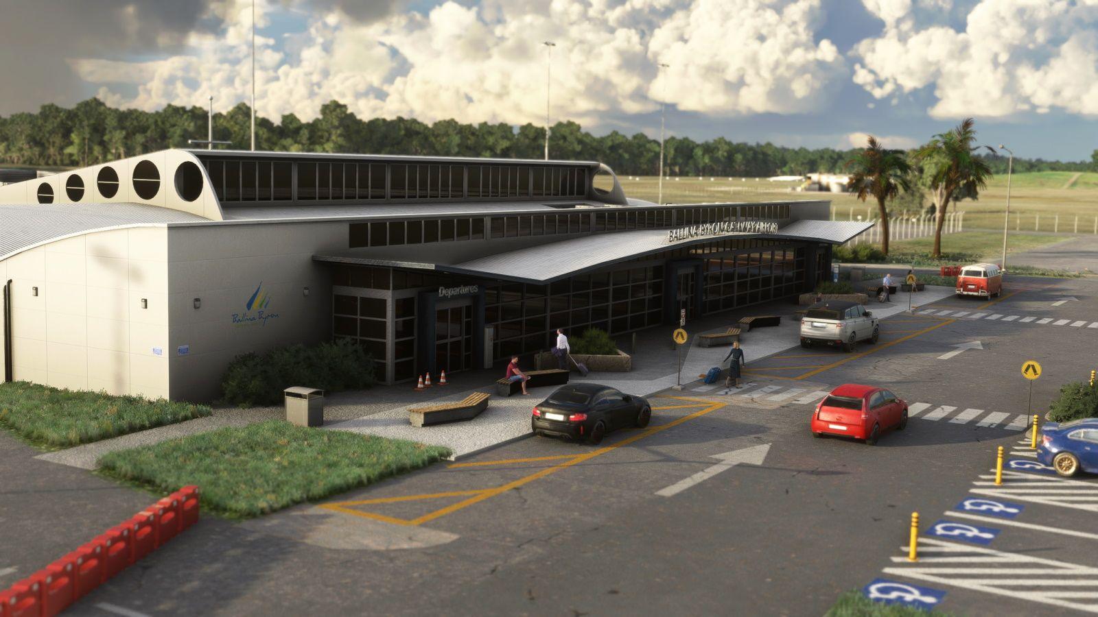 MSFS YBNA Ballina Byron Gateway Airport