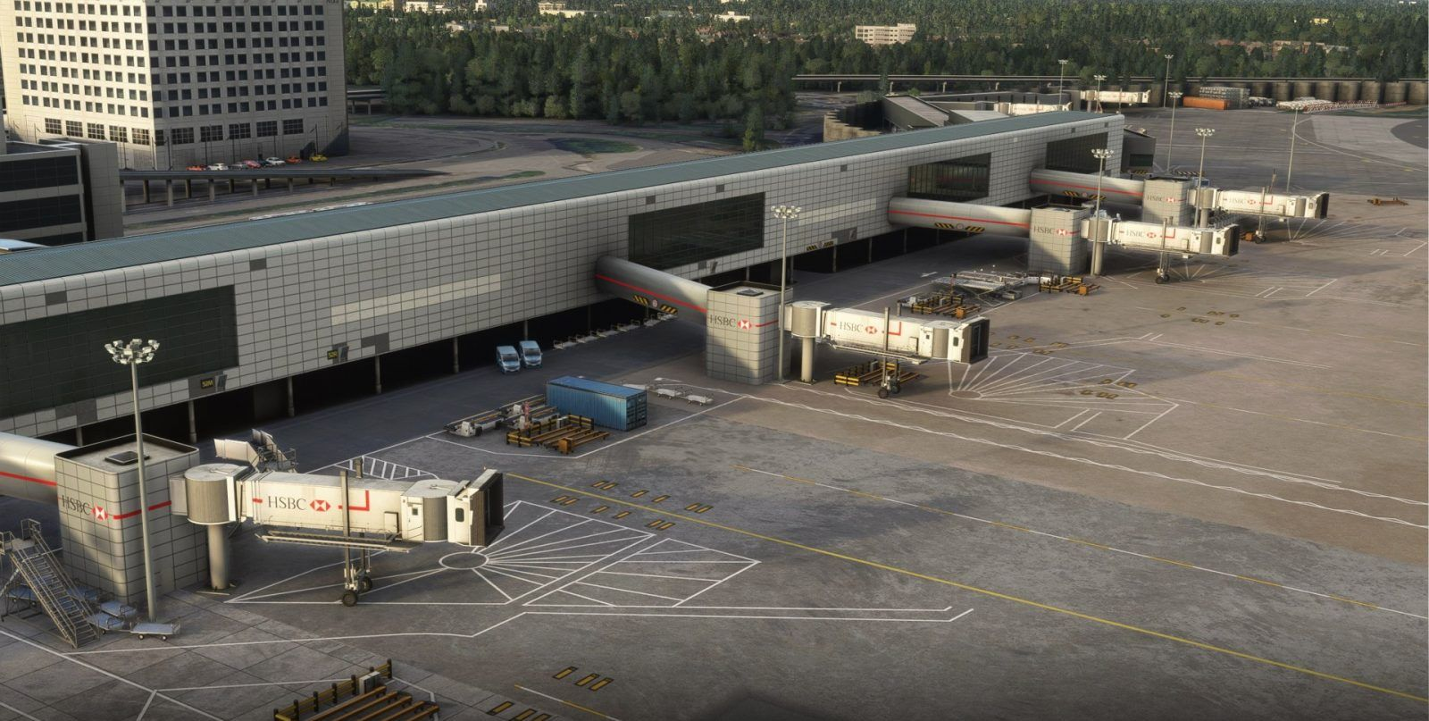 MSFS EGKK Gatwick Airport