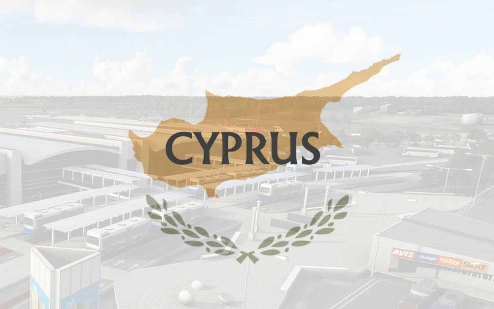 MSFS Cyrpus Airports
