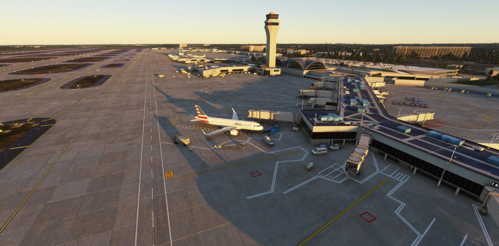 MSFS KSTL St. Louis Lambert International Airport