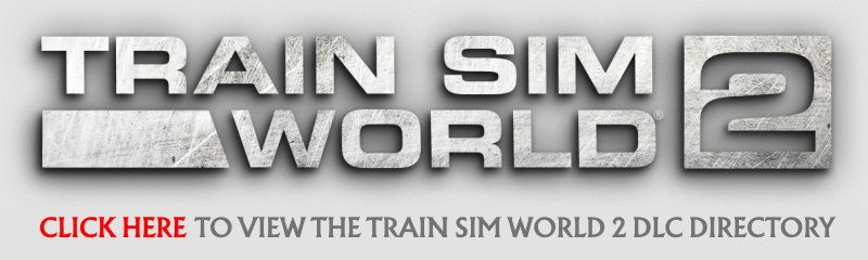 Clickable image taking you to the Train Sim World DLC directory at DPSimulation