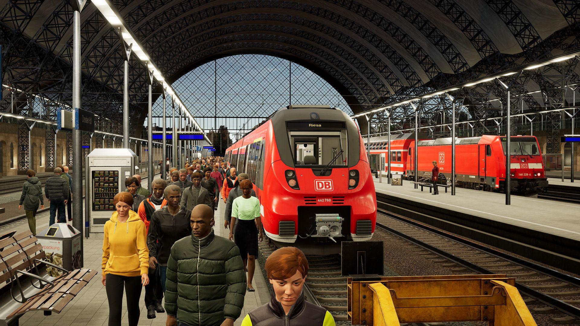 TSW 2 Nahverkehr Dresden