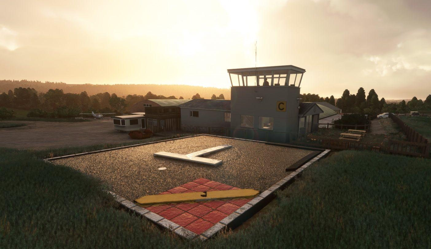 MSFS Bodmin Airfield