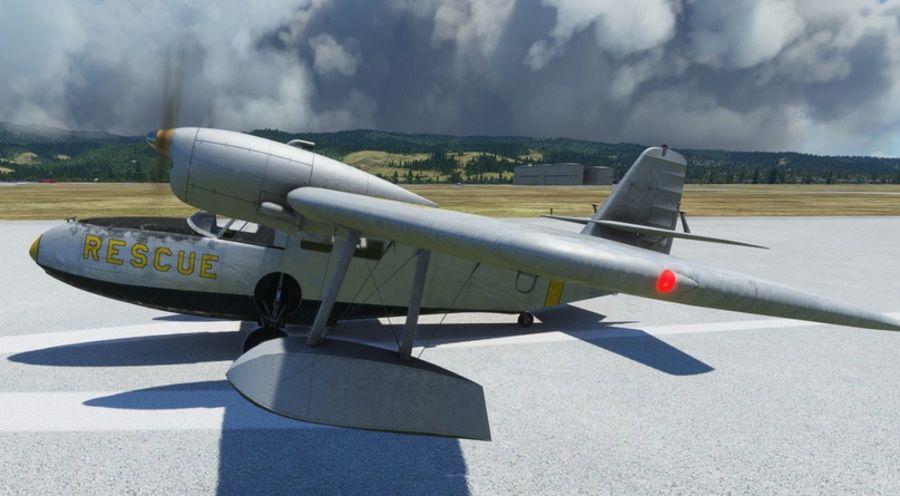MSFS Grumman G-44 Widgeon