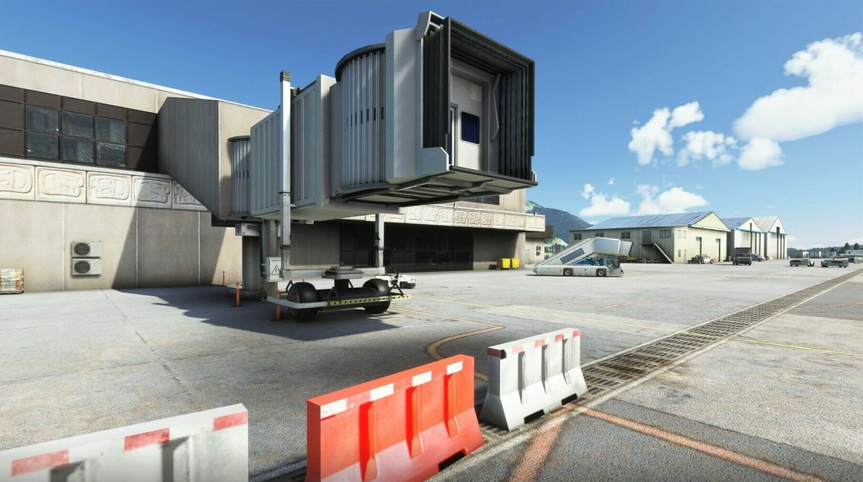 MSFS PAKT Ketchikan International Airport