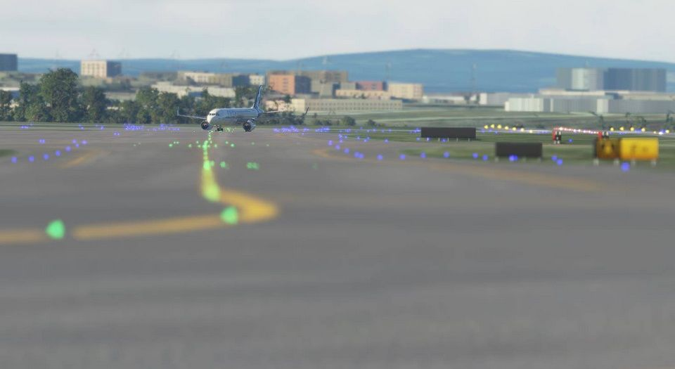 MSFS  Real Taxiways USA - Class B, C, D & Non-towered Airports