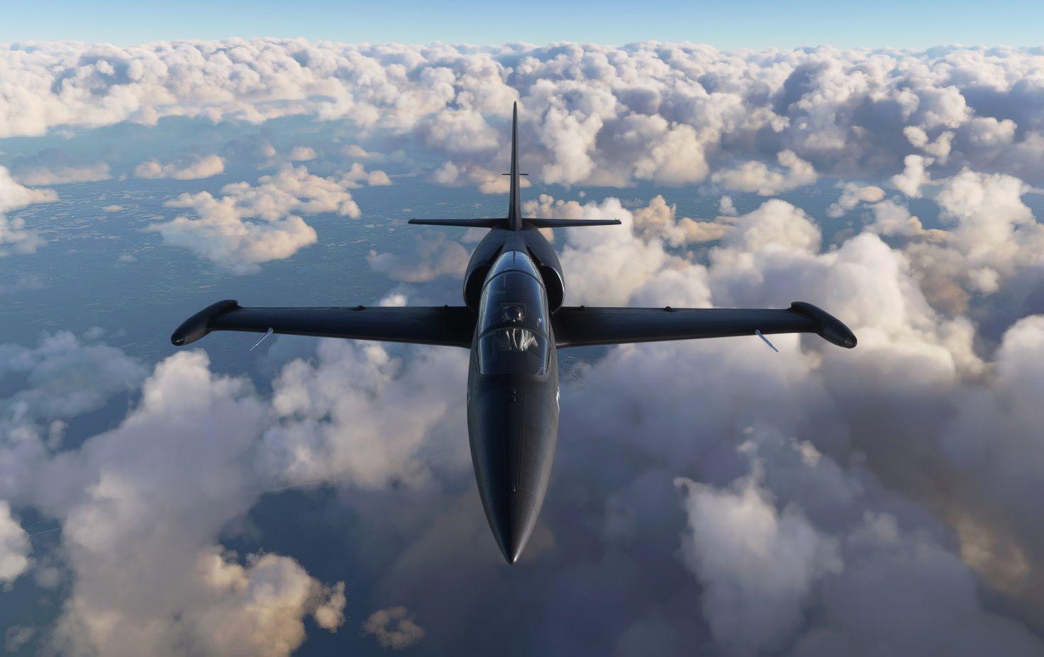 MSFS Aero L-39 Albatros