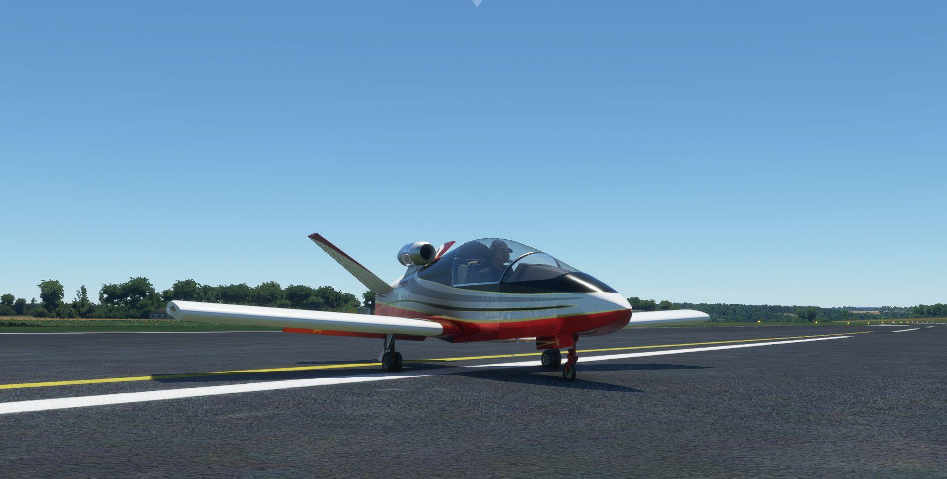 MSFS Sonex Aircraft SubSonex JSX-2