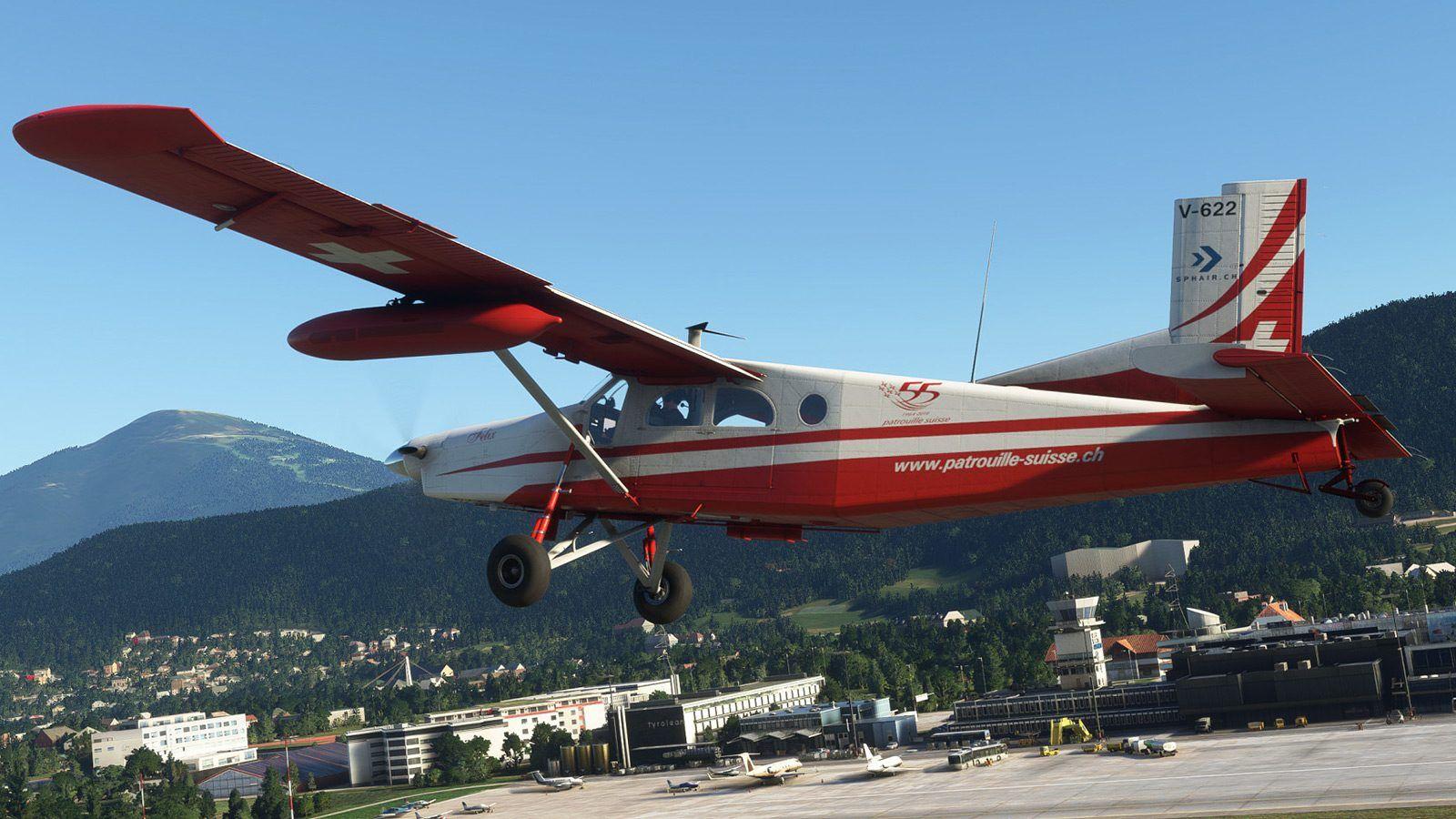 MSFS Pilatus PC-6 Porter