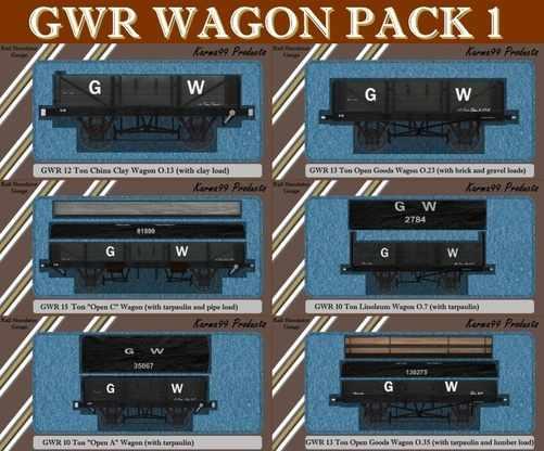 GWRWagonPack1