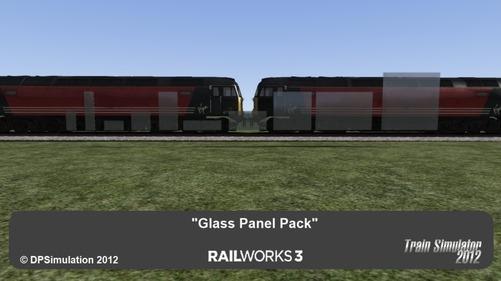 SSDPSGlassPanelPack800